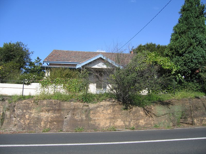 Russell Road, New Lambton - Before